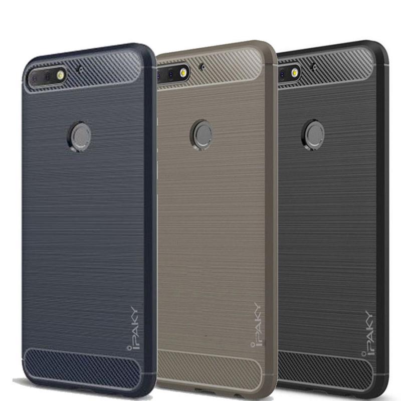 TPU чехол iPaky Slim Series для Huawei Y7 Prime (2018) / Honor 7C pro