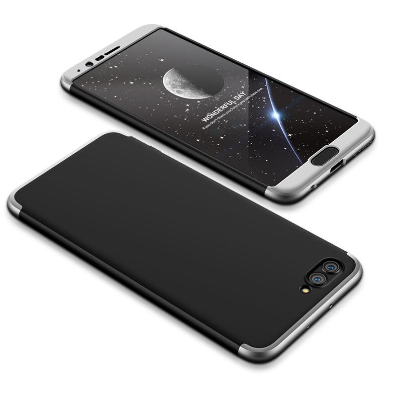 Пластиковая накладка GKK LikGus 360 градусов для Huawei Honor 10