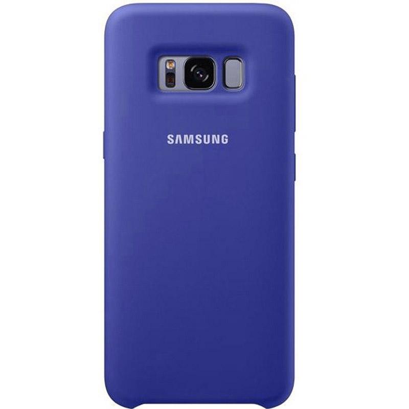 Чехол Silicone Cover (AA) для Samsung G950 Galaxy S8