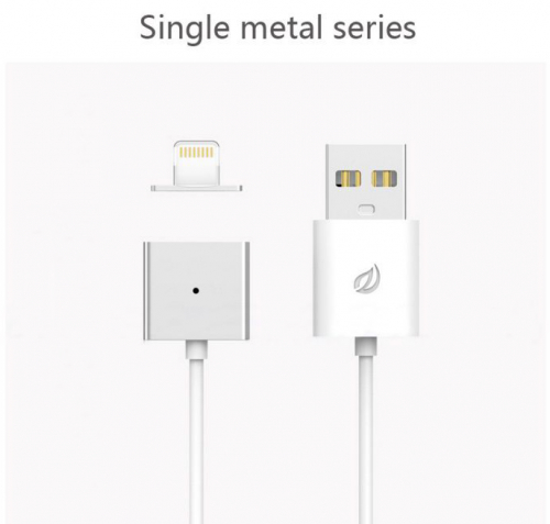 Магнитный кабель WSKEN X-cable Single Metal Series MicroUSB