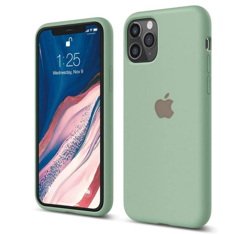 """Чехол Slim Silicone case full protective для Apple iPhone 11 Pro (5.8"""")"""