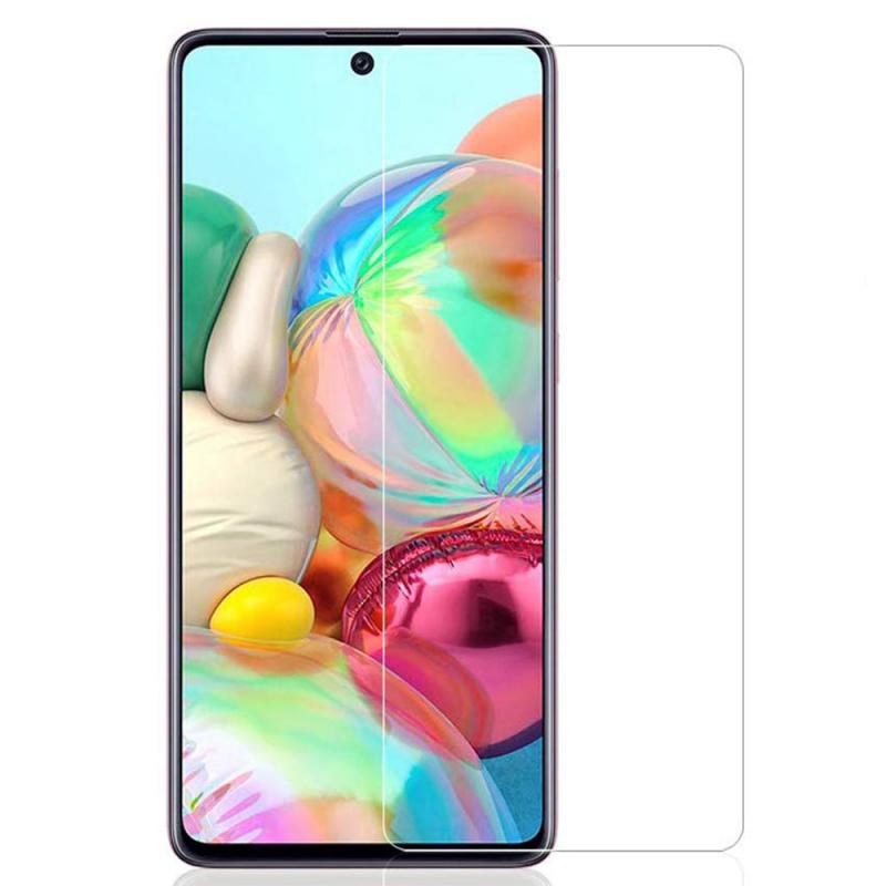 Защитное стекло Ultra 0.33mm для Samsung Galaxy A71 / Note 10 Lite / M51 / M62 (карт. уп-вка)