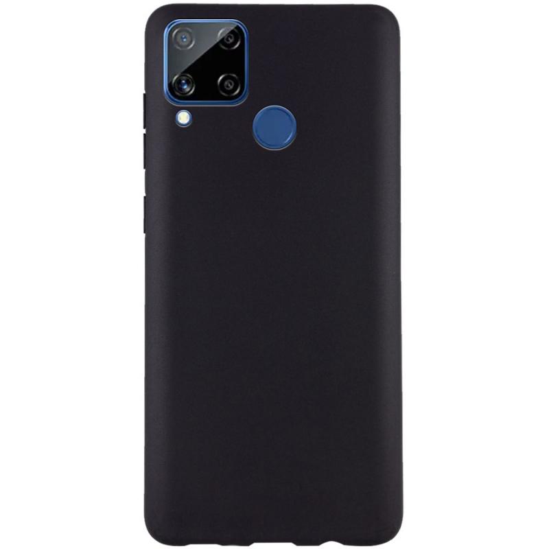 Чехол TPU Epik Black для Realme C15 / C12
