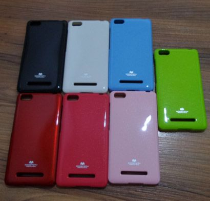 TPU чехол Mercury Jelly Color series для Xiaomi Mi 4i / Mi 4c