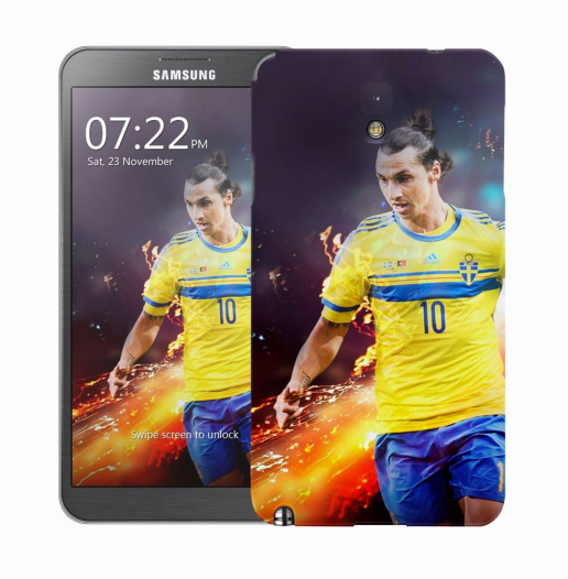 Чехол «Zlatan Ibrahimović» для Samsung Galaxy Note 3 N9000/N9002