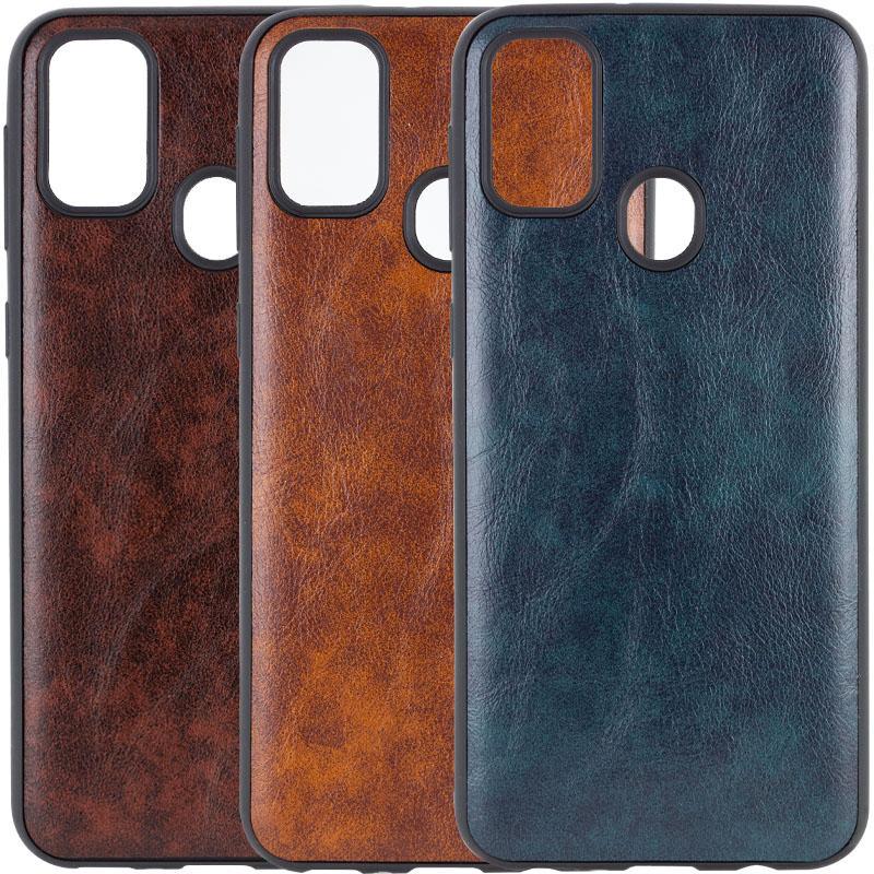 Кожаный чехол Lava для Samsung Galaxy M30s / M21