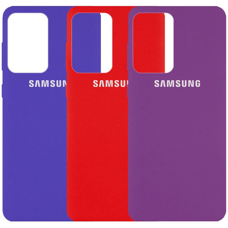 Чехол Silicone Cover Full Protective (AA) для Samsung Galaxy A52 4G / A52 5G