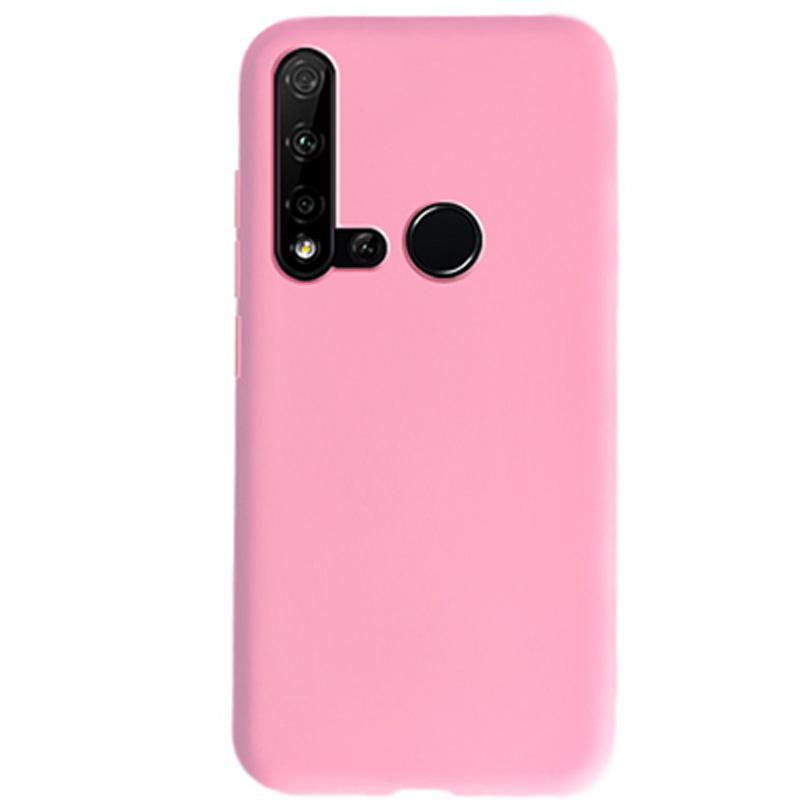 Силиконовый чехол Candy для Huawei Nova 5i / P20 lite (2019)