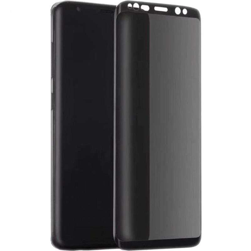Защитное цветное 3D стекло Mocolo Anti-spy для Samsung Galaxy Note 8