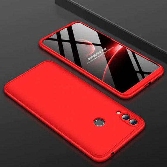 Пластиковая накладка GKK LikGus 360 градусов для Huawei Honor 8C