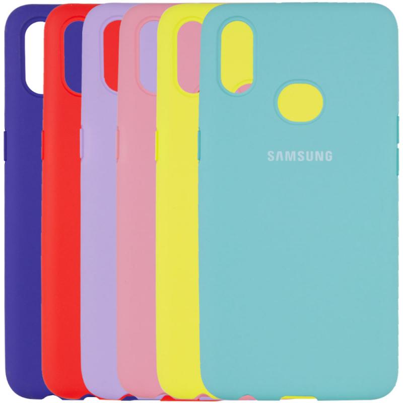 Чехол Silicone Cover Full Protective (AA) для Samsung Galaxy A10s