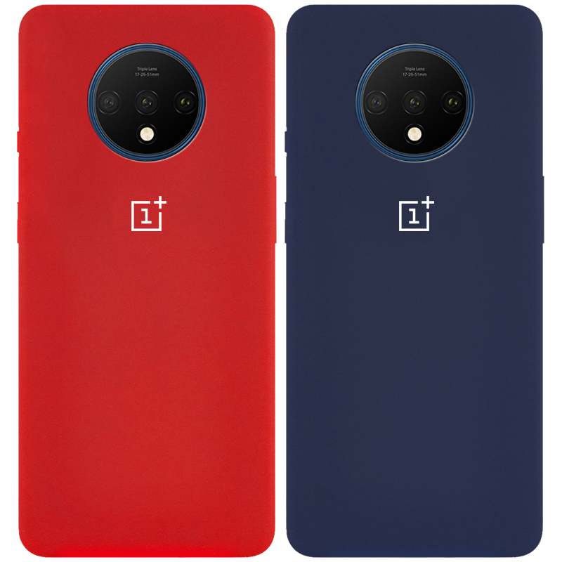Чехол Silicone Cover Full Protective (AA) для OnePlus 7T