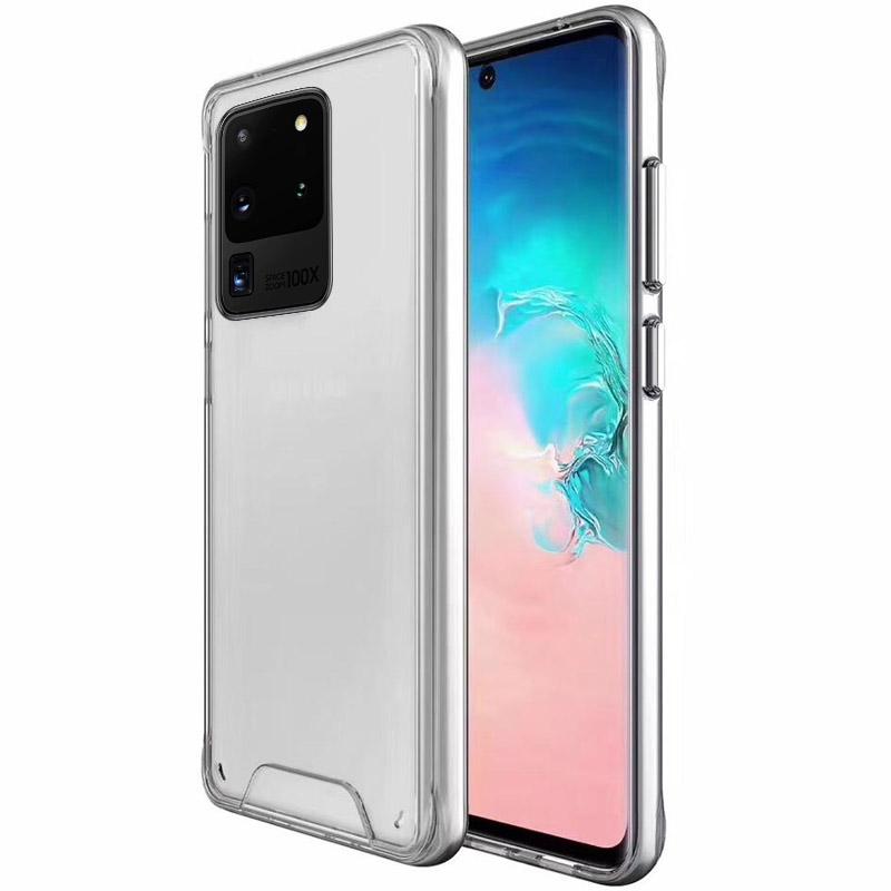 Чехол TPU Space Case transparent для Samsung Galaxy S20 Ultra
