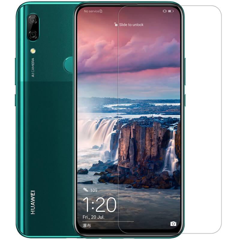 Защитная пленка Nillkin Crystal (+ пленка на камеру) для Huawei P Smart Pro / Honor 9X / P Smart Z