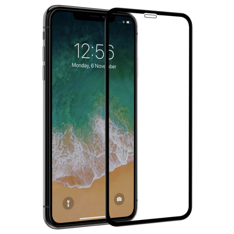 "Защитное стекло Nillkin Anti-Explosion Glass Screen (CP+ max XD) для Apple iPhone 11 / XR (6.1"")"