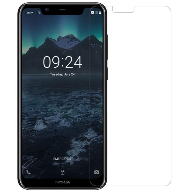 Защитная пленка Nillkin Crystal для Nokia 5.1 Plus (Nokia X5)