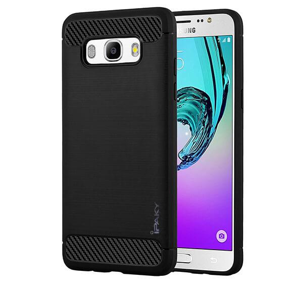 TPU чехол iPaky Slim Series для Samsung J510F Galaxy J5 (2016)