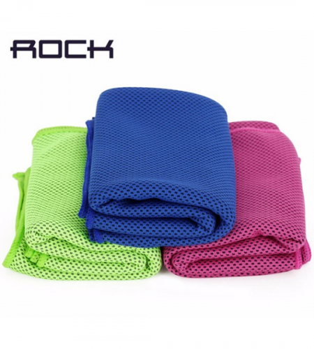 Полотенце Rock (Sports Cooling Towel in a bottle)