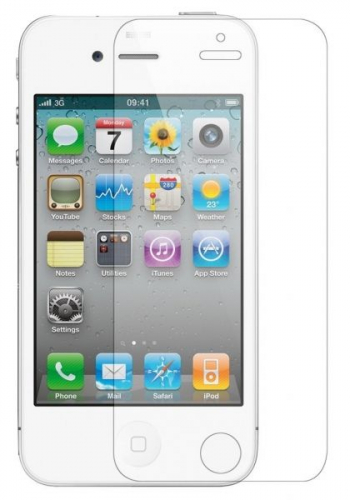 Защитное стекло Ultra Tempered Glass 0.33mm (H+) для Apple iPhone 4/4S