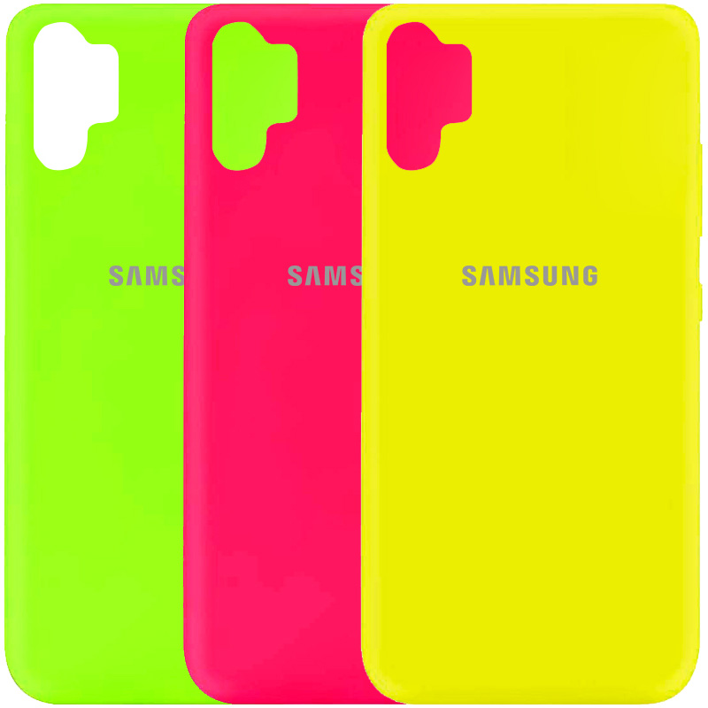 Чехол Silicone Cover My Color Full Protective (A) для Samsung Galaxy Note 10 Plus