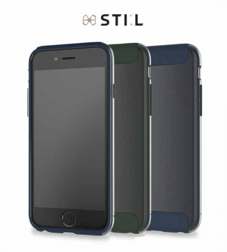 TPU+PC чехол STIL London Fog Series для Apple iPhone 6/6s (4.7