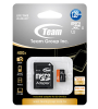 Карта памяти Team microSDXC UHS-1 128 GB Class 10 + SD adapter
