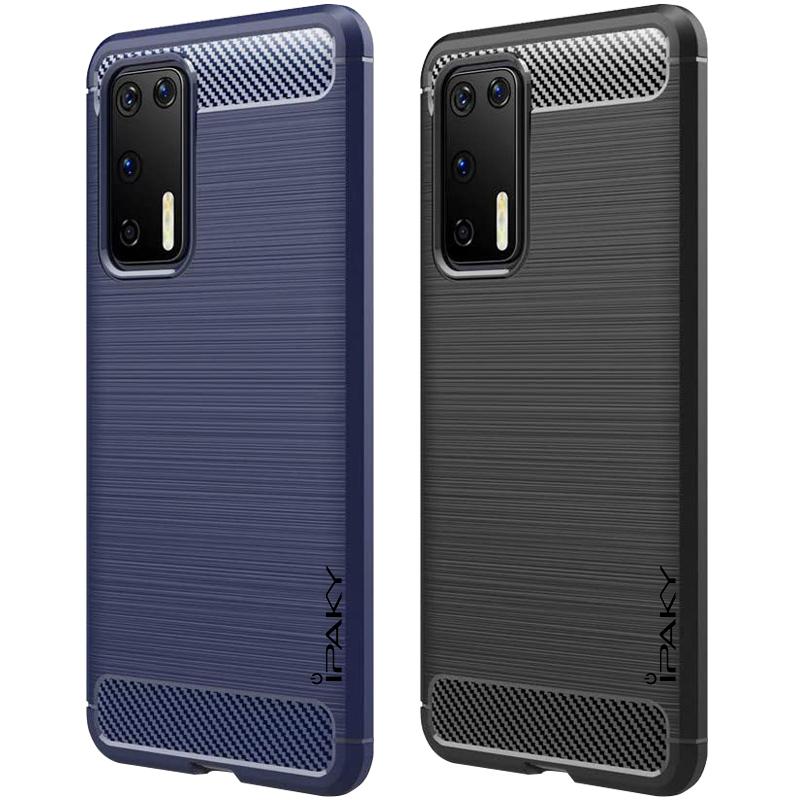TPU чехол iPaky Slim Series для Huawei P40