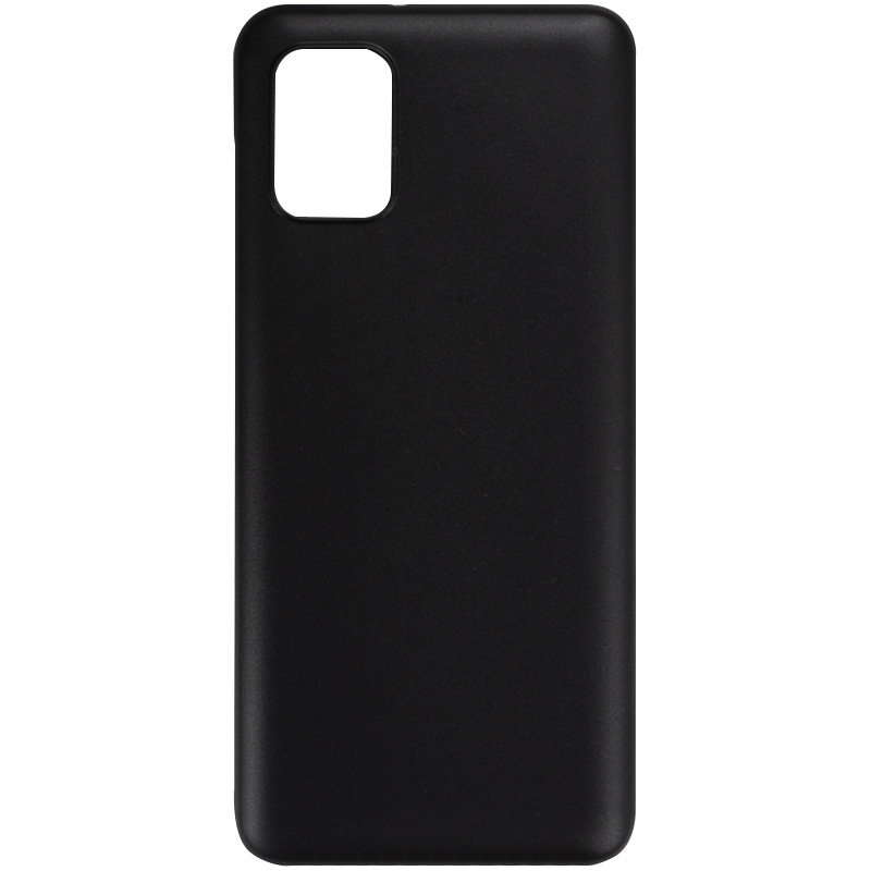 Чехол TPU Epik Black для Huawei P40 Lite