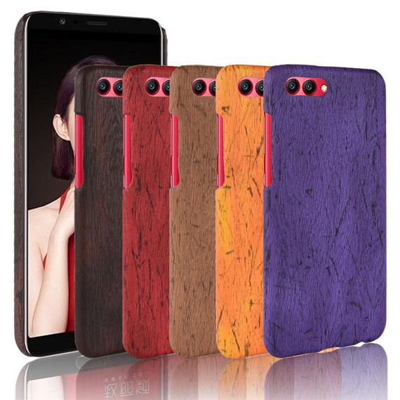 Пластиковая накладка Shabby Wood для Huawei Honor 10