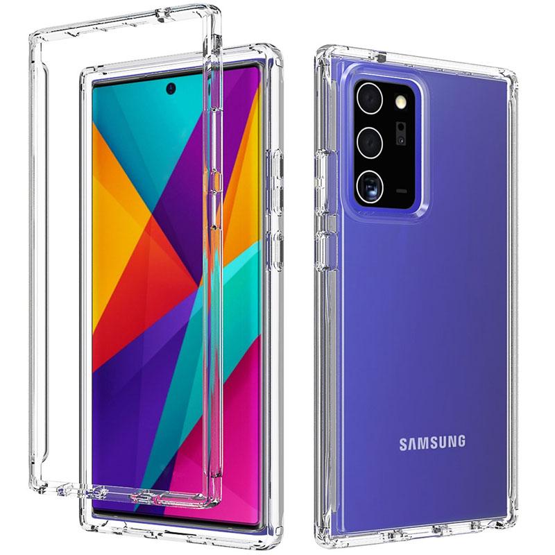 Чехол TPU+PC Full Body с защитой 360 для Samsung Galaxy Note 20 Ultra