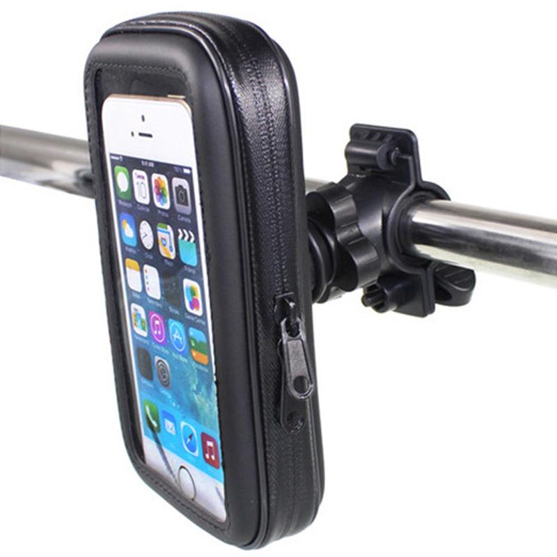 """Велосипедный держатель для смартфонов до 6.3"""""""