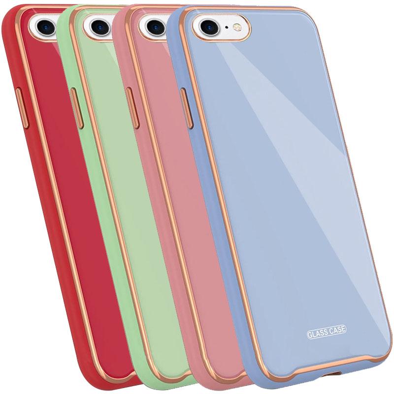 "TPU+Glass чехол Venezia для Apple iPhone 7 / SE (2020) (4.7"")"