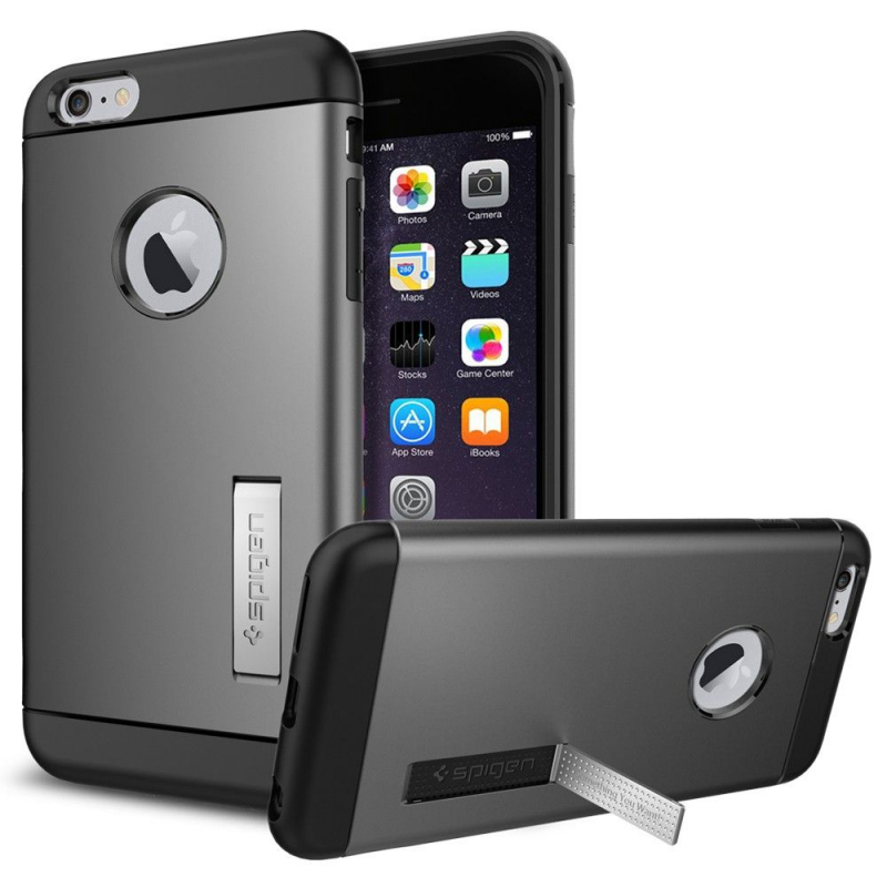 """Пластиковая накладка SGP Slim Armor Series для Apple iPhone 6/6s plus (5.5"""")"""