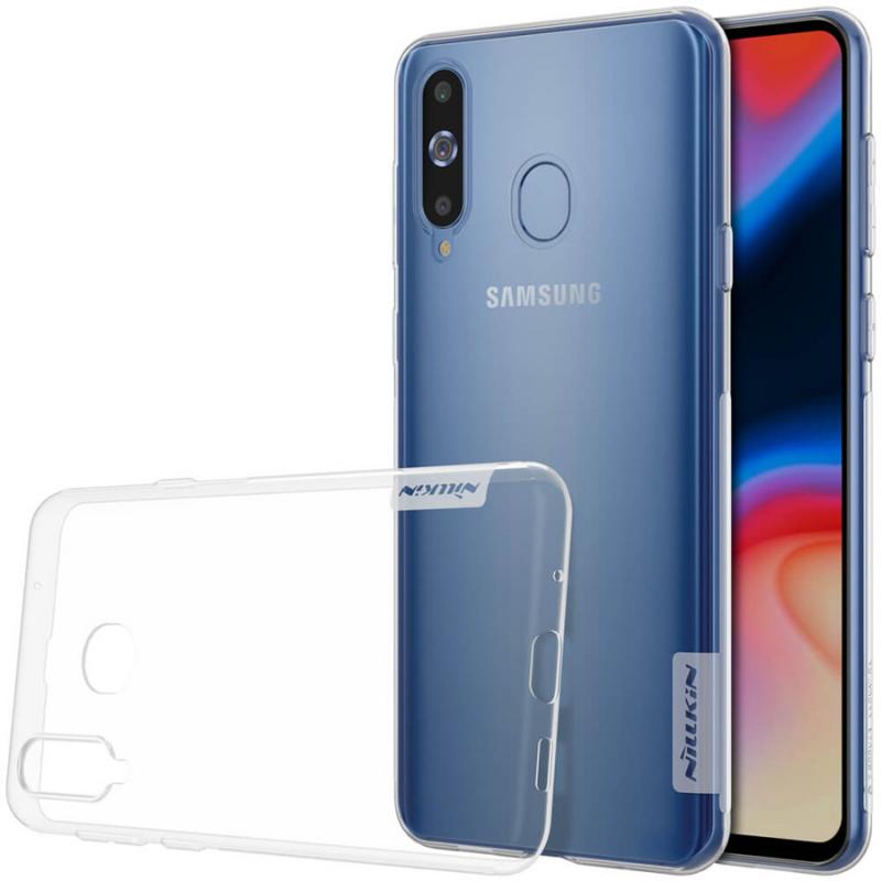 TPU чехол Nillkin Nature Series для Samsung Galaxy A8s