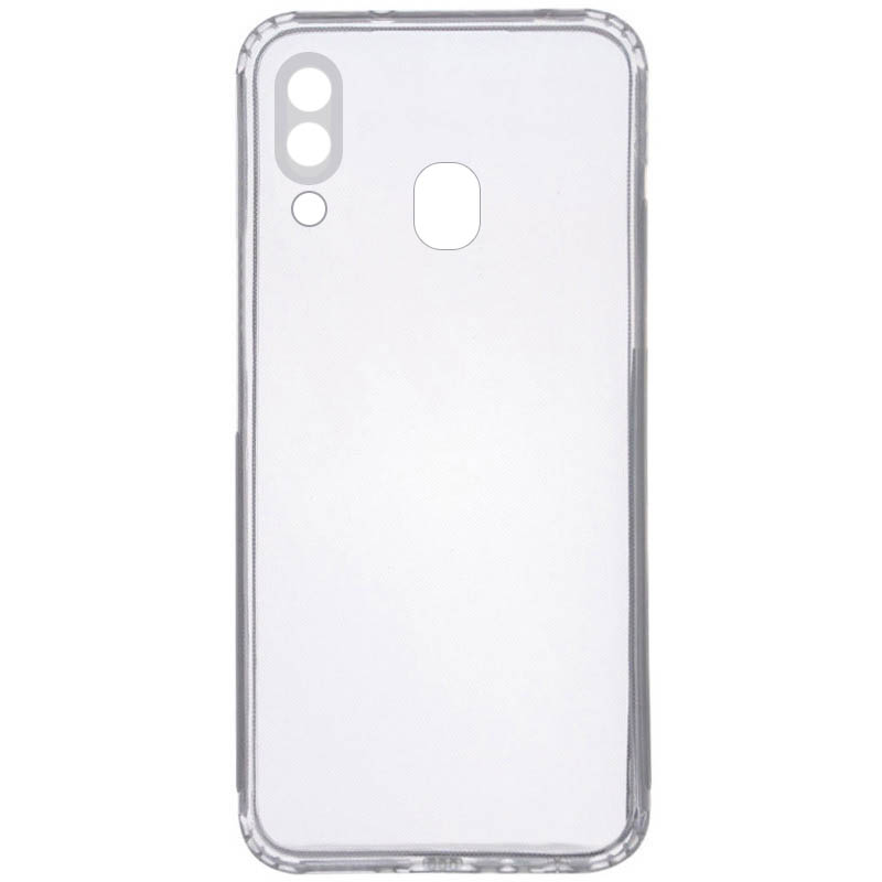 TPU чехол Epic Premium Transparent для Samsung Galaxy A40 (A405F)