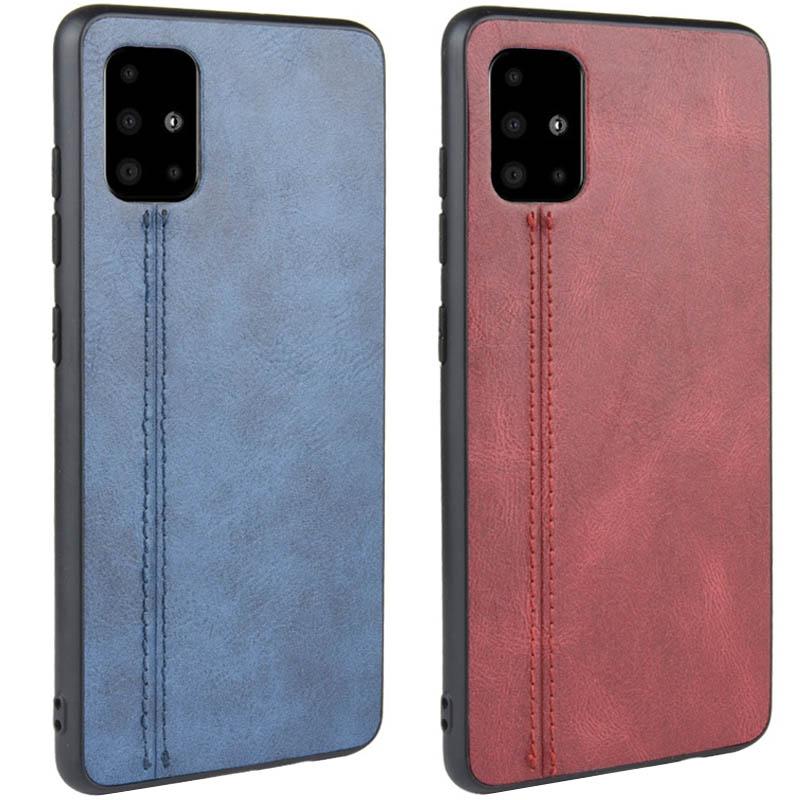 Кожаный чехол Line для Samsung Galaxy A51