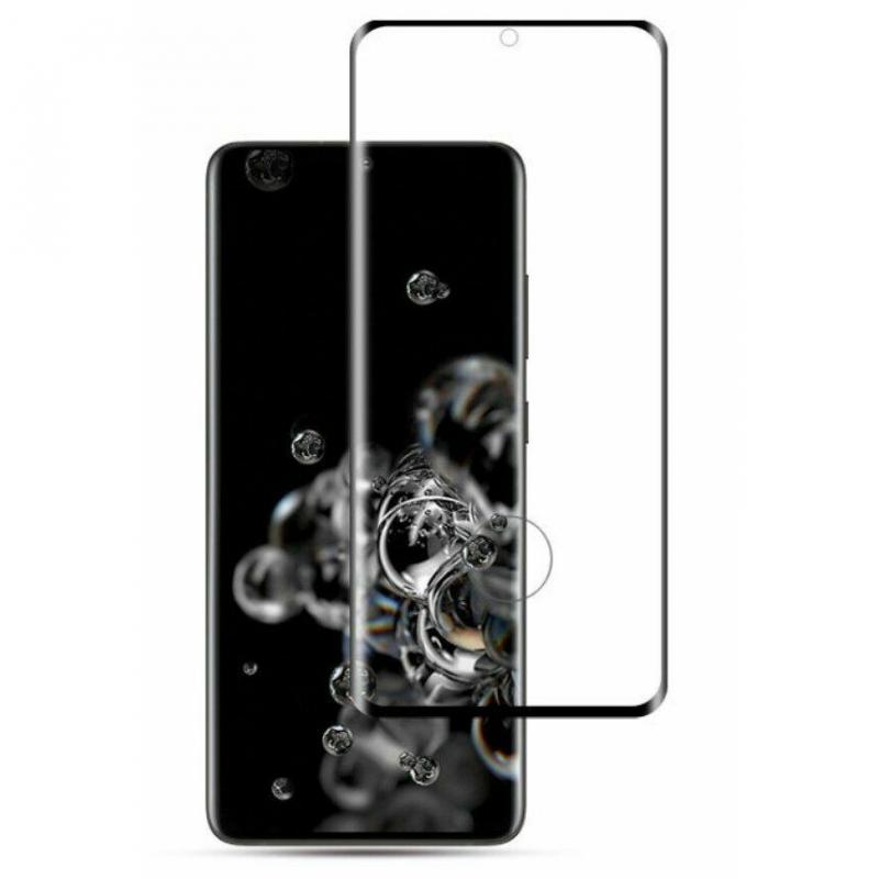 Защитное 3D стекло Artoriz (full glue) для Samsung Galaxy S20 Ultra