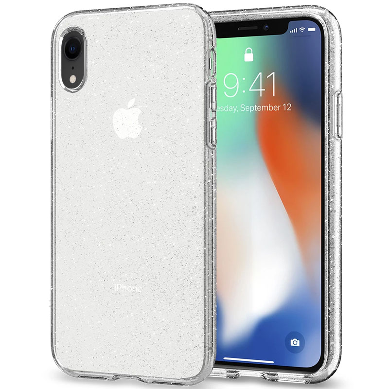 "TPU чехол Clear Shining для Apple iPhone XR (6.1"")"