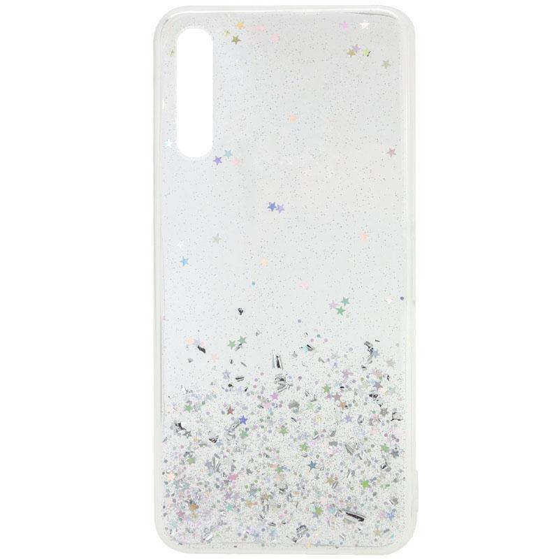TPU чехол Star Glitter для Huawei Y8p (2020) / P Smart S
