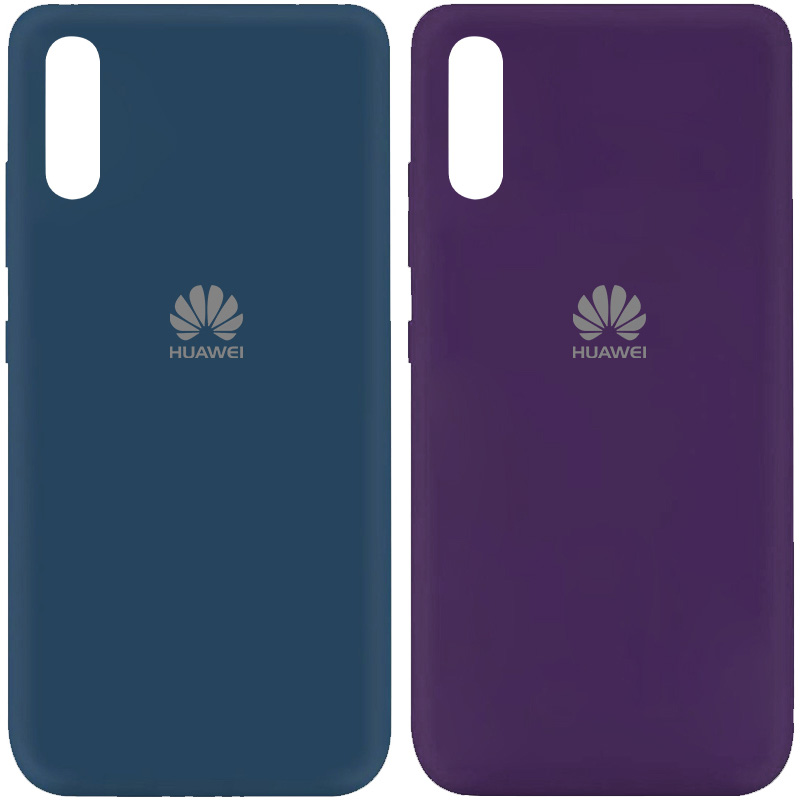 Чехол Silicone Cover My Color Full Protective (A) для Huawei Y8p (2020) / P Smart S