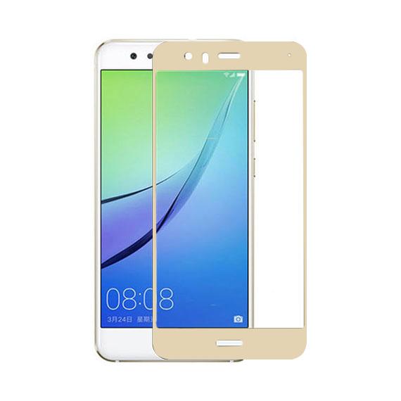 Защитное цветное стекло Mocolo (CP+) на весь экран для Huawei Nova 2
