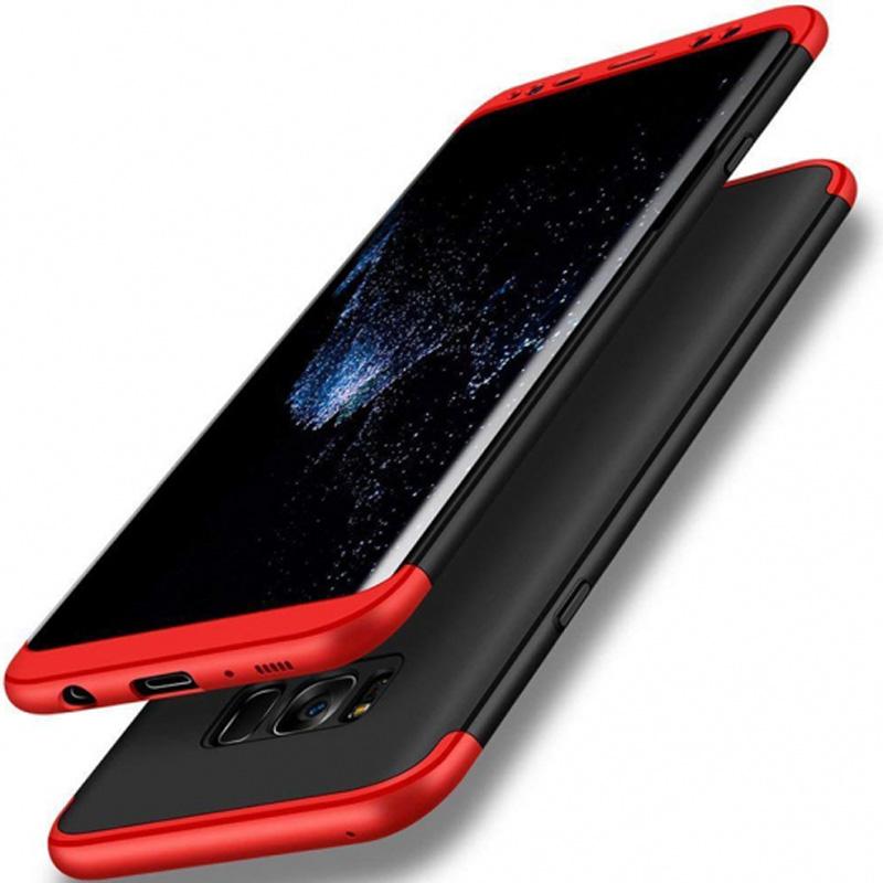 Пластиковая накладка GKK LikGus 360 градусов для Samsung G950 Galaxy S8