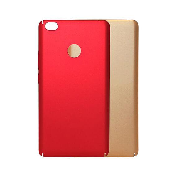 Пластиковая накладка soft-touch с защитой торцов Joyroom для Xiaomi Mi Max