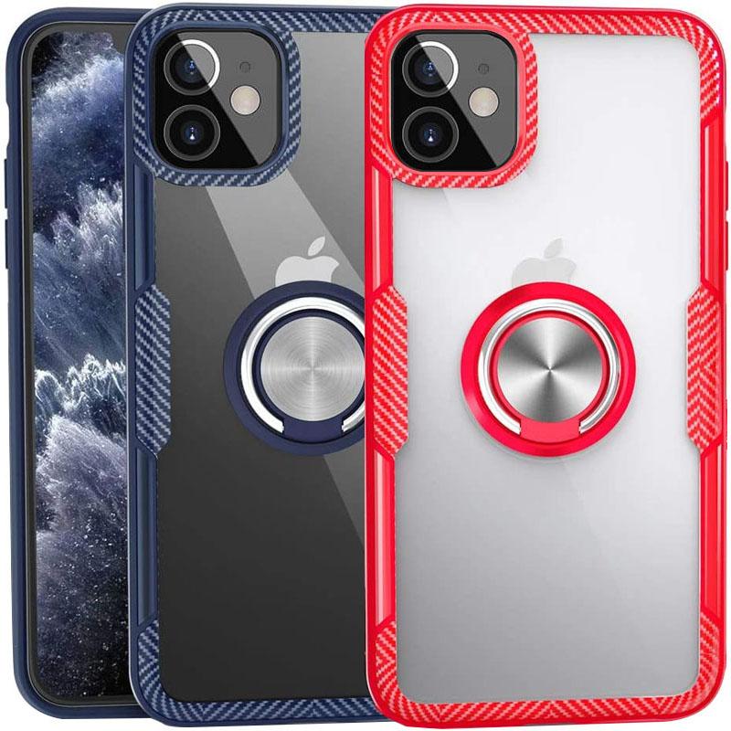 "TPU+PC чехол Deen CrystalRing for Magnet (opp) для Apple iPhone 12 mini (5.4"")"