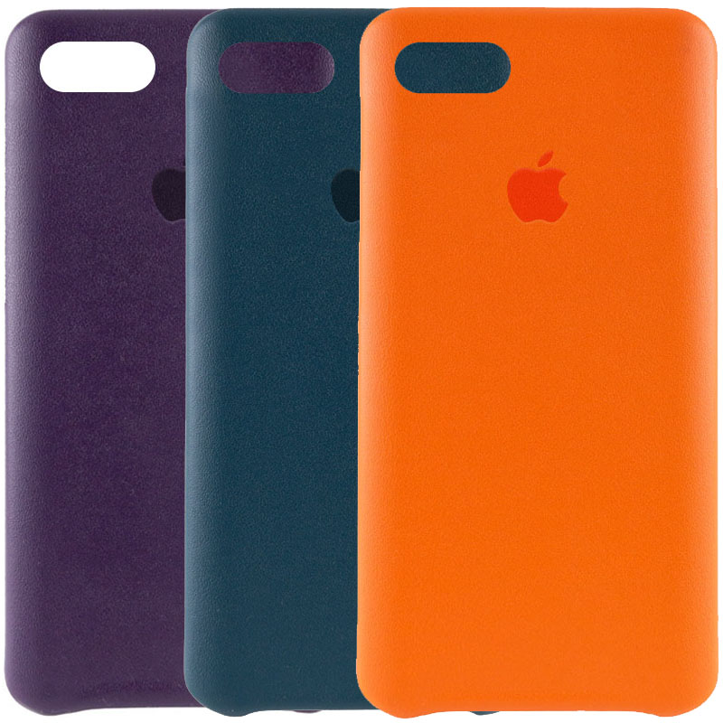 "Кожаный чехол AHIMSA PU Leather Case Logo (A) для Apple iPhone 7 / SE (2020) (4.7"")"