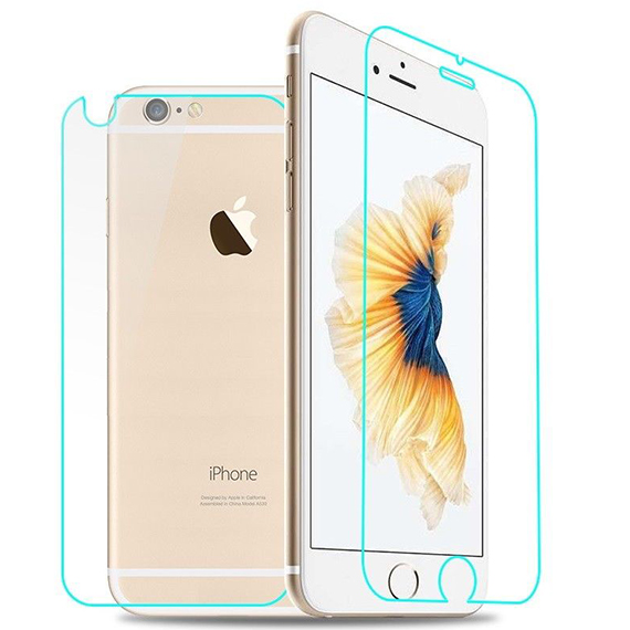 "Защитная пленка Nillkin Crystal (на обе стороны) для Apple iPhone 7 / 8 / SE (2020) (4.7"")"