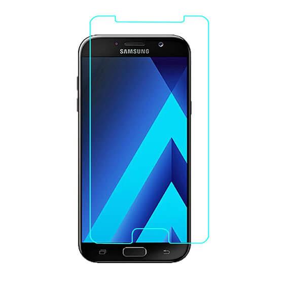 Защитная пленка Nillkin Crystal для Samsung A720 Galaxy A7 (2017)