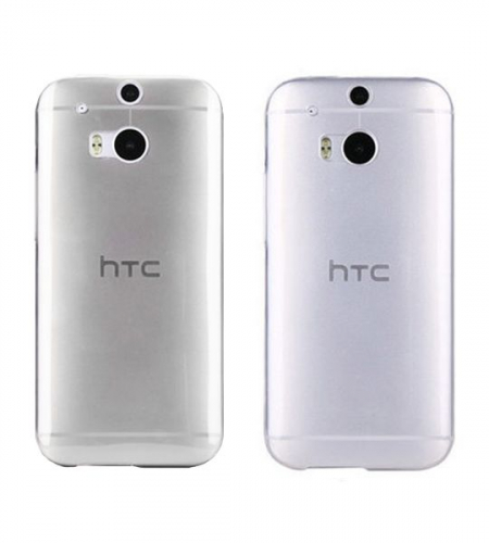 TPU чехол Ultrathin Series 0,33mm для HTC New One 2 / M8