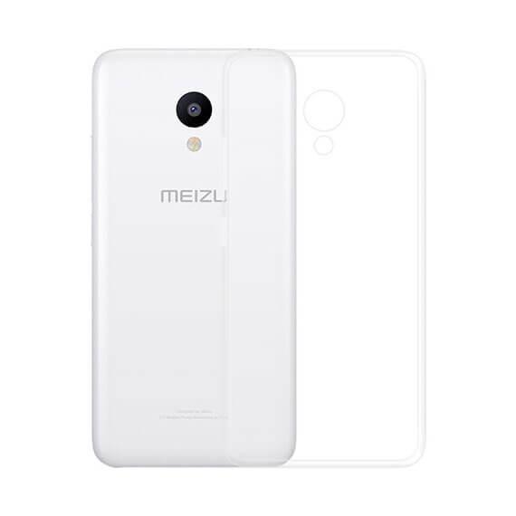 TPU чехол Ultrathin Series 0,33mm для Meizu M5c
