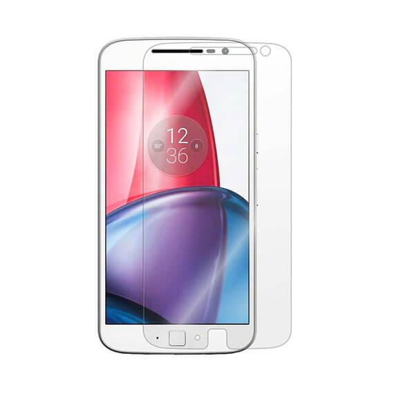 Защитное стекло Ultra 0.33mm для Motorola Moto G4 Plus (картонная упаковка)